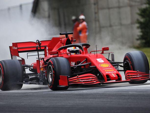 Ferrari on ollut tämän F1-kauden pahin pettymys.