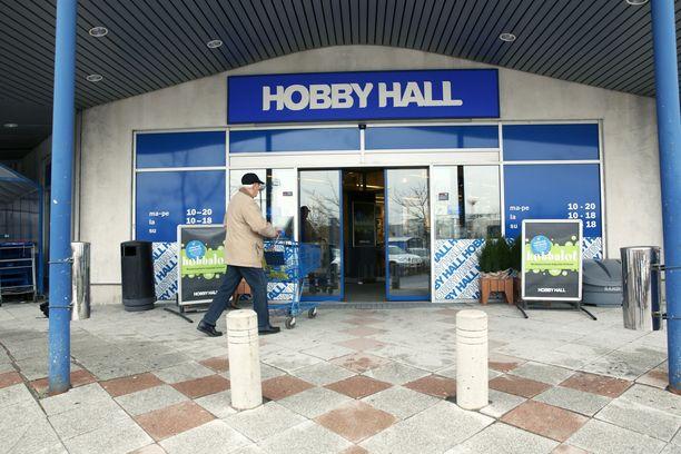 Sähkötakka Hobby Hall