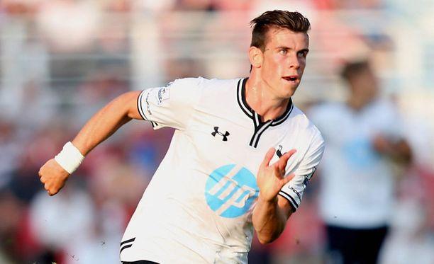 Gareth Balesta tarjotaan huimaa summaa.