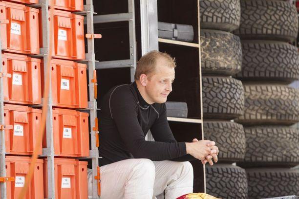 Mikko Hirvonen lähtee parantamaan kahden vuoden takaista neljättä sijaansa.