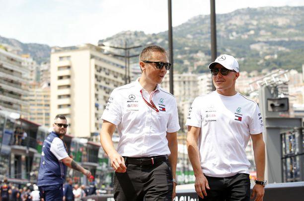 Valtteri Bottas lähtee Monacon GP-viikonloppuun hyvillä mielin Espanjan GP:n ja sitä seuranneiden testien jälkeen.