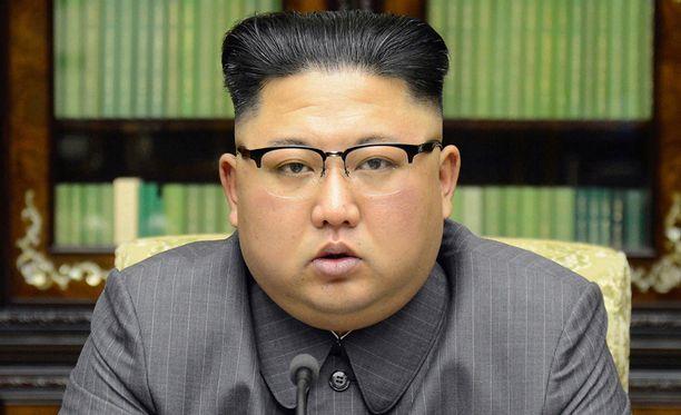 Pohjois-Korean johtaja Kim Jong-un aiheuttaa Yhdysvalloille vakavaa huolta