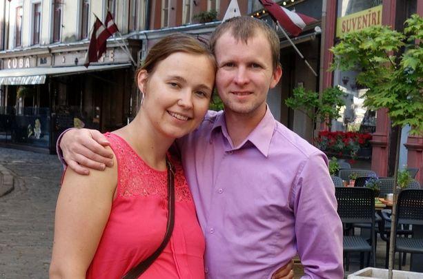 Balkit tekivät kesäkuussa Latvian-matkan.