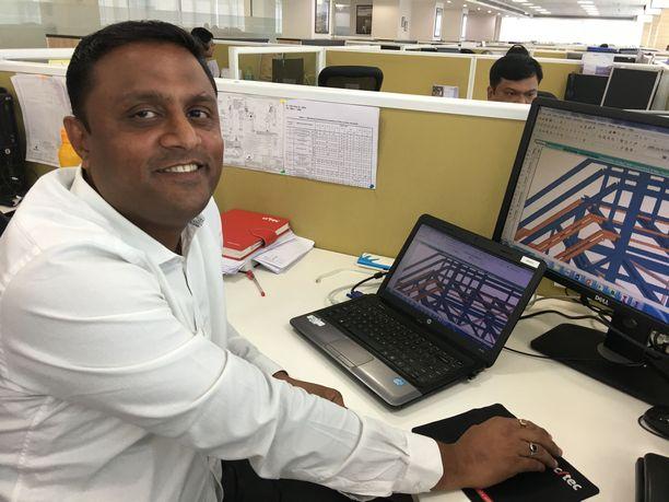 Intiasta on palkattu Suomeen viime vuosina paljon asiantuntijoita. TE-toimistot pyrkivät auttamaan alueidensa yrityksiä osaavan työvoiman löytämisessä ulkomailta. Kuvituskuvaa.