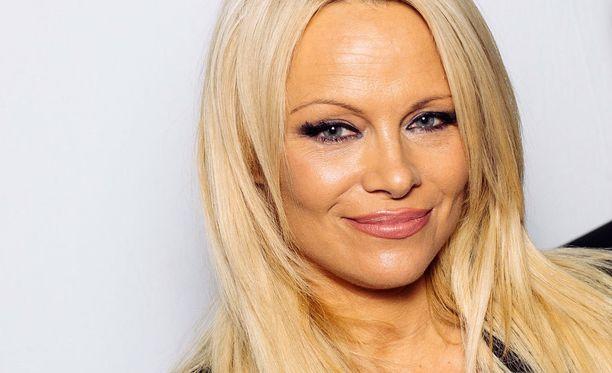 Pamela Anderson on yksi Playboyn legendaarisista alastonmalleista.