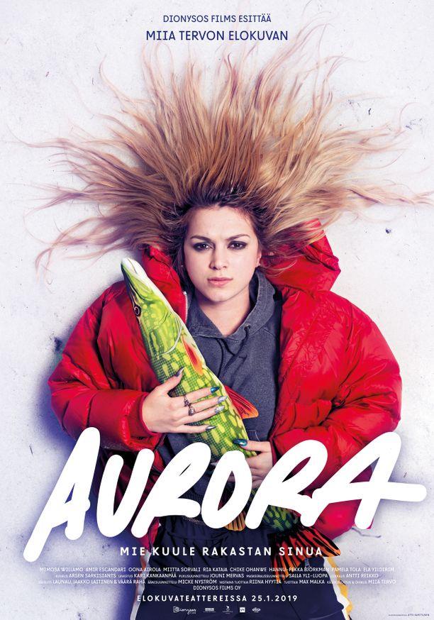 Aurora-elokuva sai ensi-iltansa tammikuussa 2019.