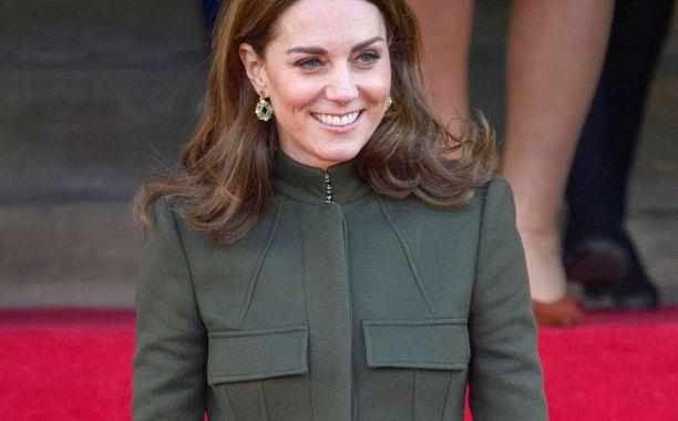 Herttuatar Catherine paljasti yllättäen, että heidän perheeseensä ei todennäköisesti synny enempää lapsia.