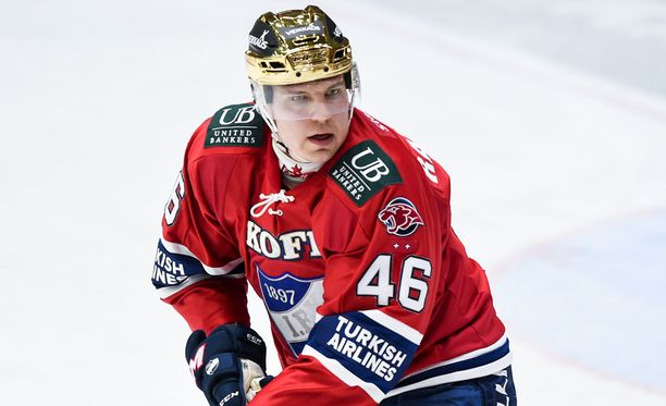 Teemu Ramstedt on HIFK:n pisteykkönen.