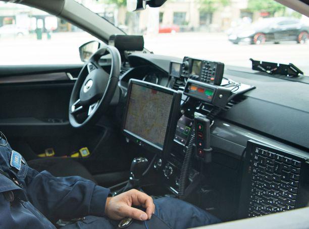 Tekoälystä on hyötyä myös poliisille.