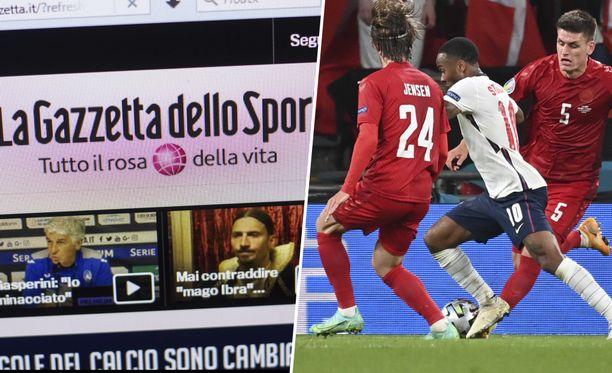 Italialaiset ovat totutun värikkäitä kommenteissaan EM-finaalin alla.