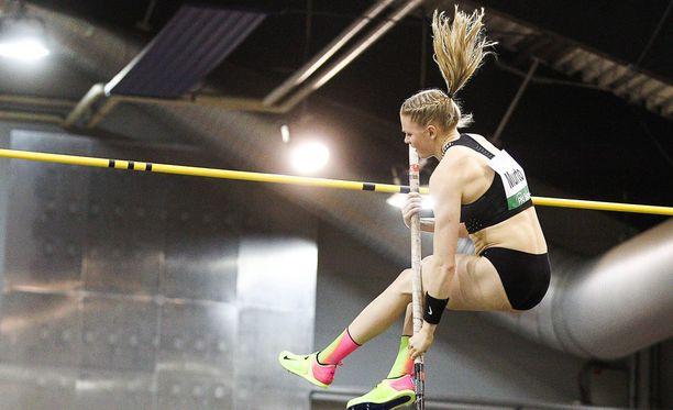Wilma Murron nimissä on Suomen ennätys 471.
