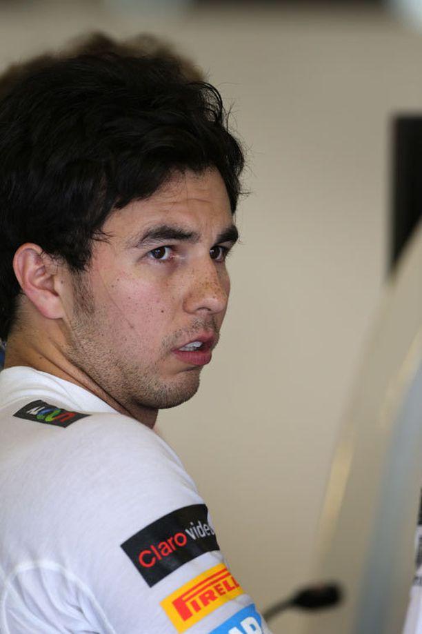 Sergio Perez ei Autosportin tietojen mukaan pääse kotiradalleen Meksikoon ainakaan vielä ensi kaudella.