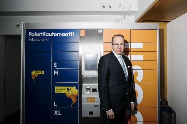 Postin toimitusjohtaja Heikki Malinen kertoo tulevaisuuden arvioistaan.