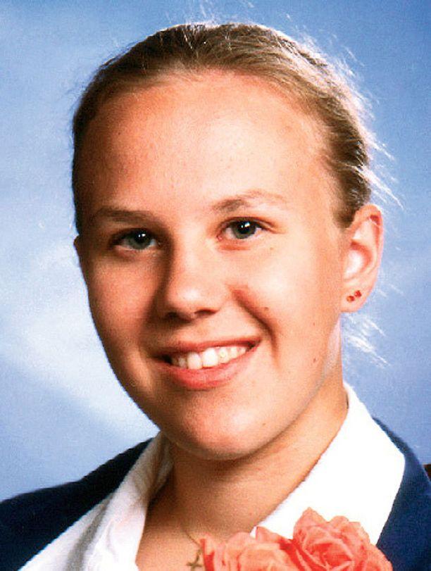 16-vuotias Raisa Räisänen katosi Tampereen keskustasta 16. lokakuuta 1999.