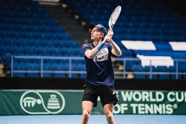 Emil Ruusuvuori on maailmanlistan sijalla 74.