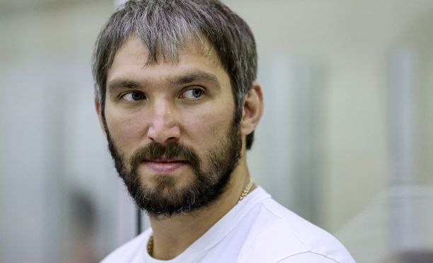 Aleksandr Ovetshkin joutui hyväksymään sen, ettei pääse osallistumaan olympialaisiin.