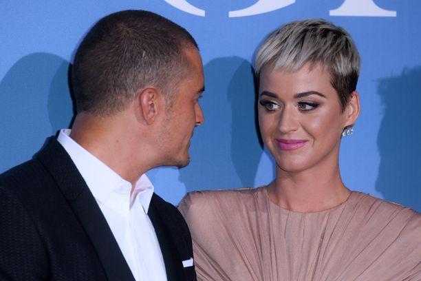 Orlando Bloom ja Katy Perry ovat seurustelleet vuodesta 2016 asti.