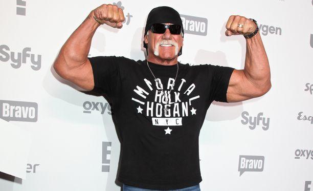 Hulk Hogan haluaisi varmasti jo unohtaa tapahtumarikkaan kohun.