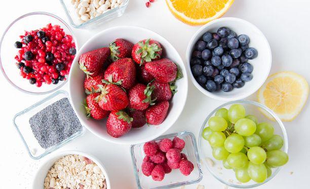 Terveellinen ruokavalio on monipuolinen, ja siinä voi olla myös superruuiksi mainostettuja syötäviä.