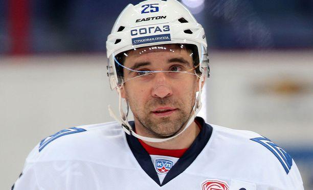 Danis Zaripov ei vielä tiedä, miten hän jatkaa elämäänsä dopingkäryn jälkeen.