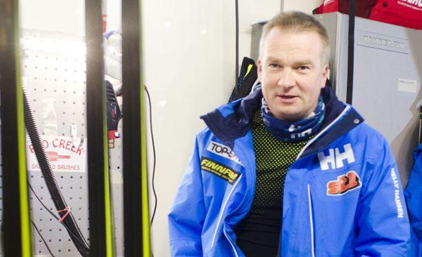 Matti Haavisto on tehnyt erinomaista työtä Krista Pärmäkosken valmentajana.