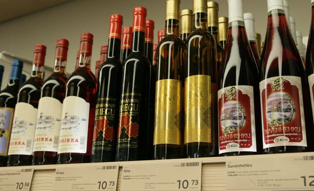 Kotimaisen viinin ostaminen on usein varsin hankalaa.