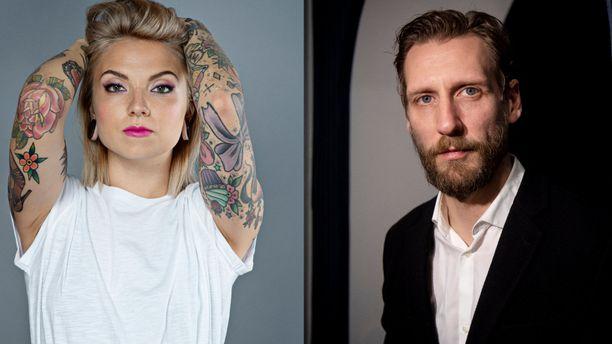 Veronica Verho on Possen uusi juontaja. Näyttelijä Pekka Strang vieraili ohjelmassa perjantaina 24.1.