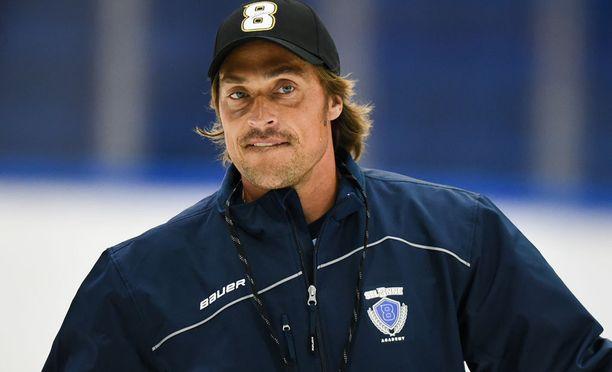 Teemu Selänne on tuore Hockey Hall of Famen -jäsen.