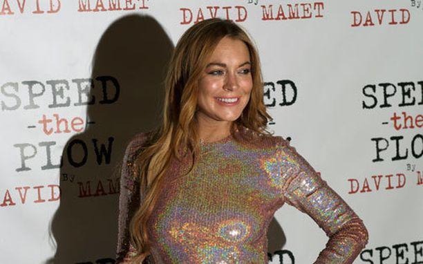 Lindsay Lohanin elämä on ollut viime vuosina pelkkää alamäkeä.