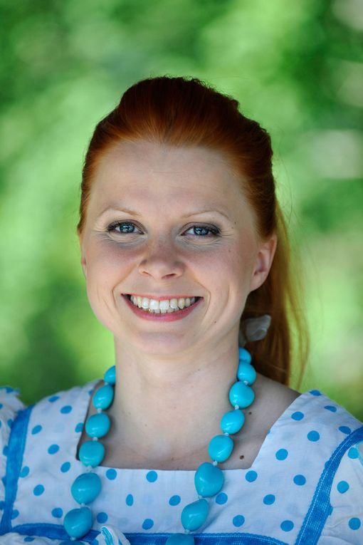 Kuvassa Miina Manninen vuonna 2010.