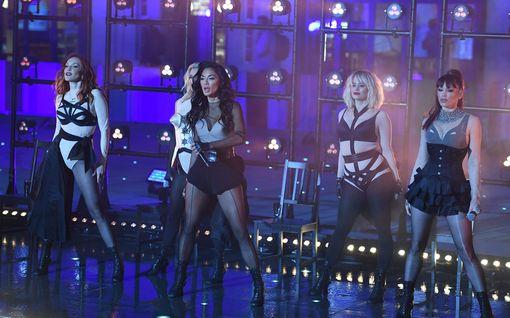 """Pussycat Dolls -yhtyeen roisi esitys oli liikaa brittikatsojille: """"Tuossa iässä pitäisi pukeutua hillitymmin"""""""