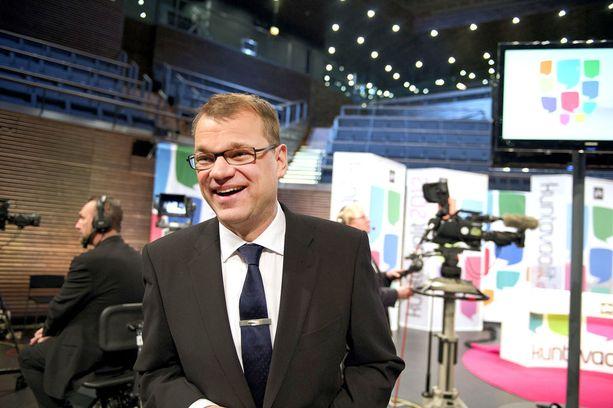 Juha Sipilällä on yhä puolueensa tuki.