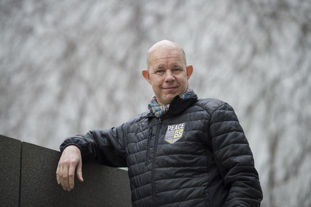 """Kaj Kunnaksen mukaan """"hullunrohkea"""" toive Suomen kisamenestyksestä olisi neljäs."""