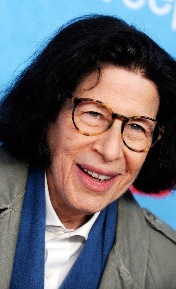 Kirjoittaja ja puhuja Fran Lebowitz