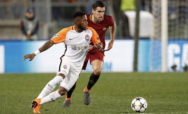 Fred siirtyy Shahtar Donetskin paidasta Manchester Unitediin.