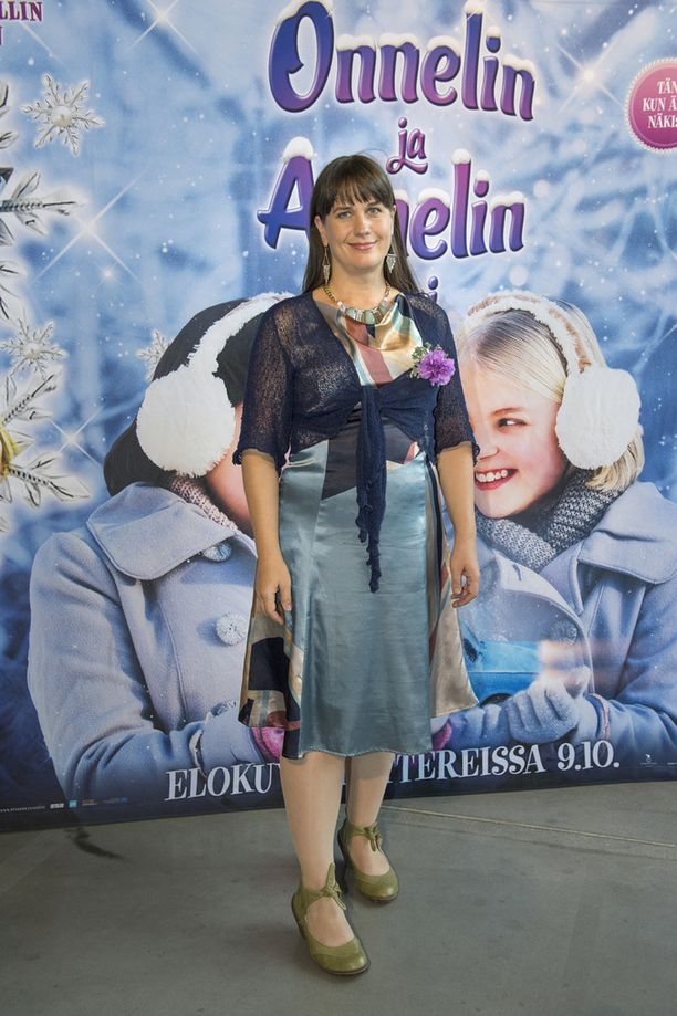 Saara Cantell ohjaa jo kolmannen Onneli ja Anneli -elokuvansa.