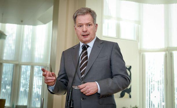 Sauli Niinistön mukaan Suomella on Arktisen neuvoston pj-kaudelle selkeitä ja konkreettisia tavoitteita.