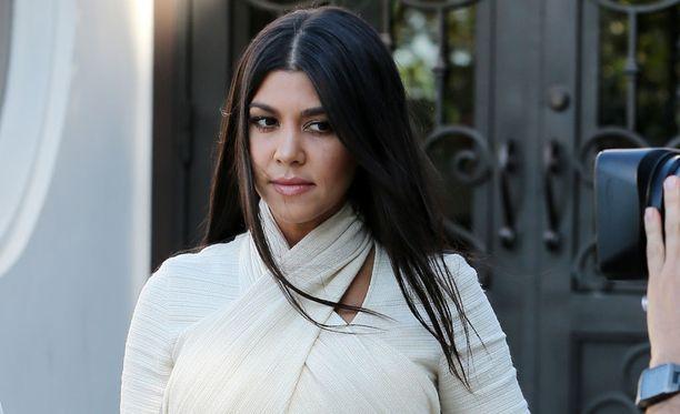 Kourtney Kardashian, 36, on saanut tarpeekseen ongelmaisesta miehestään.