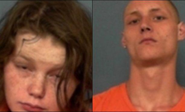 Molemmat on nyt pidätetty, eikä heitä päästetty vapaaksi takuita vastaan.