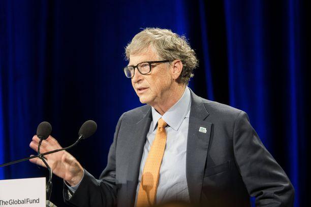 Bill Gates uskoo, että koronapandemia on ohi 2022.