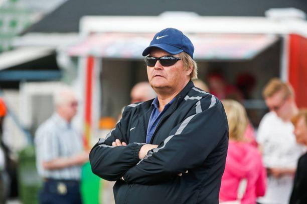 Myös Seppo Räty hakee opetus- ja kulttuuriministeriöltä urheilijaeläkettä.