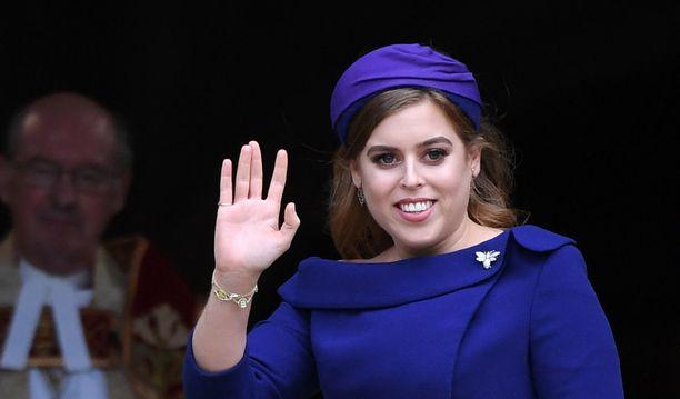 Prinsessa Beatricella oli sunnuntaina syntymäpäivä.
