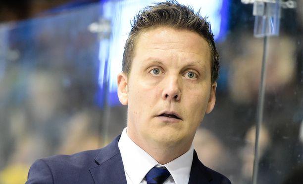 Lauri Marjamäki näki tappiopelissä myös hyviä asioita.