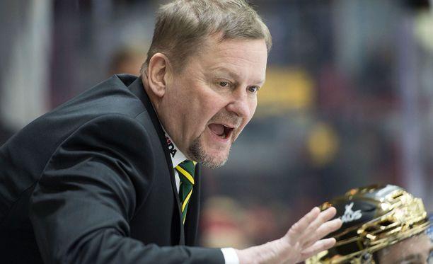 Kari Heikkilä korvasi Tuomas Tuokkolan Ilveksen ruorissa 12. tammikuuta.