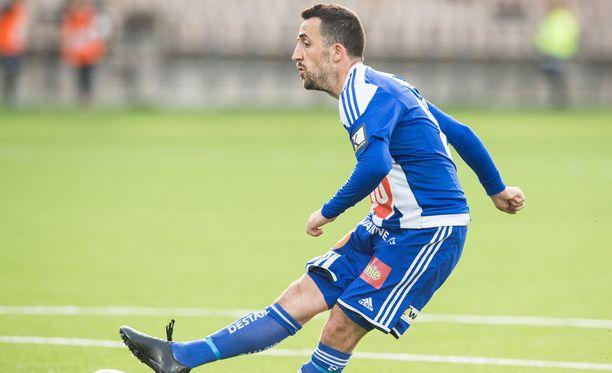 Erfan Zeneli seuraa Venäjän liigaa ja tuntee myös Krasnodarin.