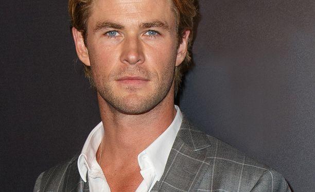 Chris Hemsworth valittiin vuoden 2014 seksikkäimmäksi mieheksi.