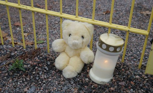 Lasten surmat ovat Suomessa hyvin harvinaista.