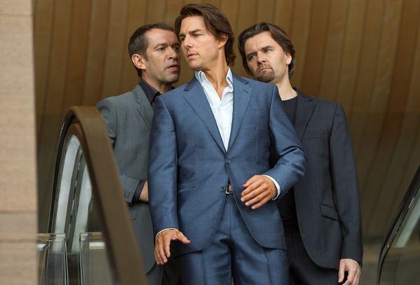 Tom Cruise on on näytellyt kaikissa Vaarallinen tehtävä -elokuvissa.