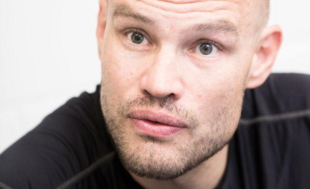 Jarkko Ruutu lopetti pelaajauransa viime kauden päätteeksi.