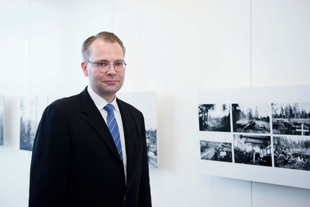 Jussi Niinistö (ps) toivoo faktapohjaista Nato-keskustelua.